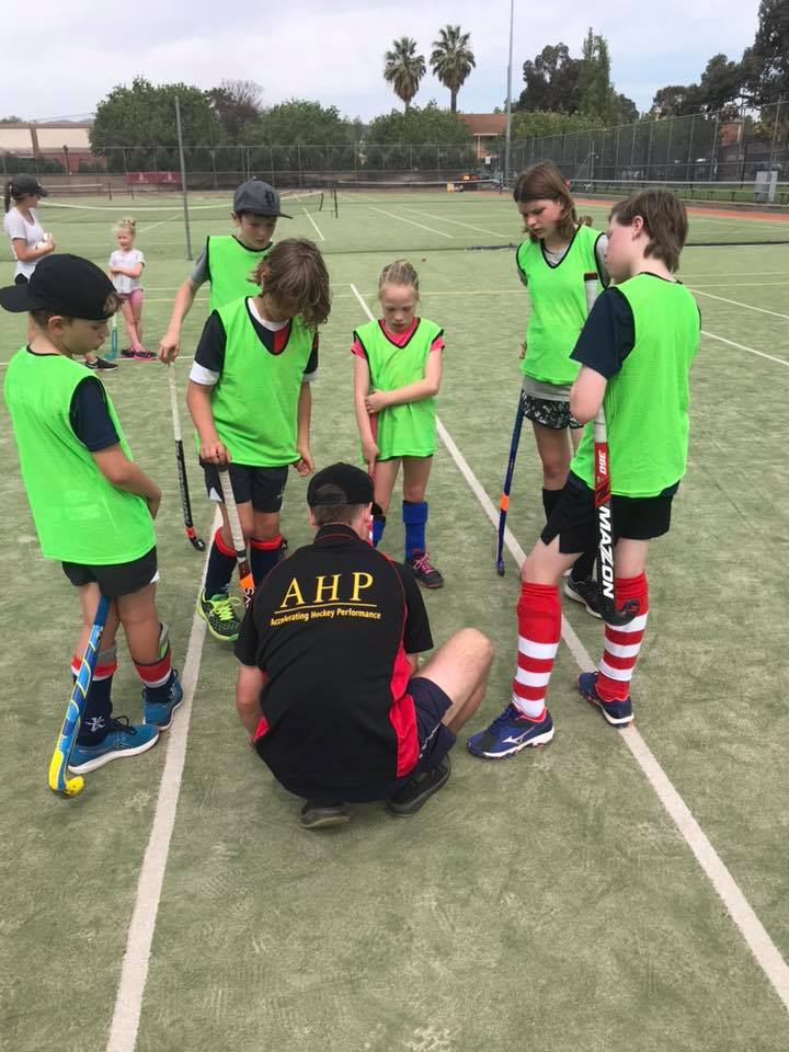 15th of April School Holiday Hockey Clinic