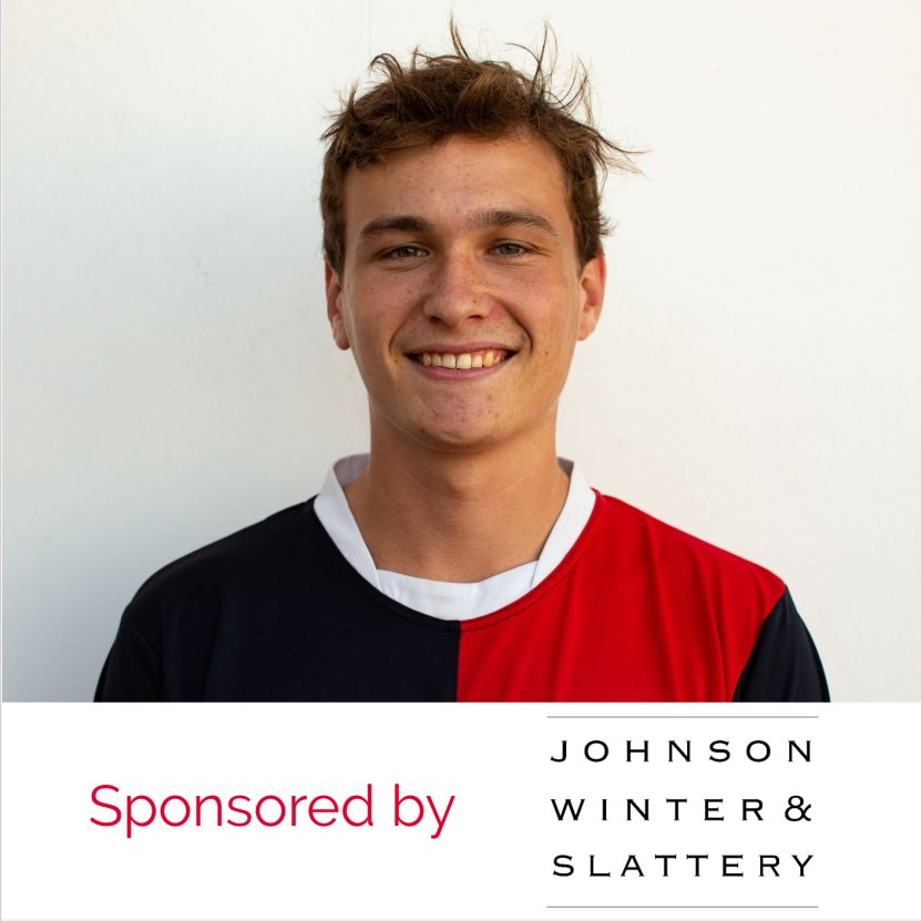 Charlie Keeves - Player Sponsorship Package
