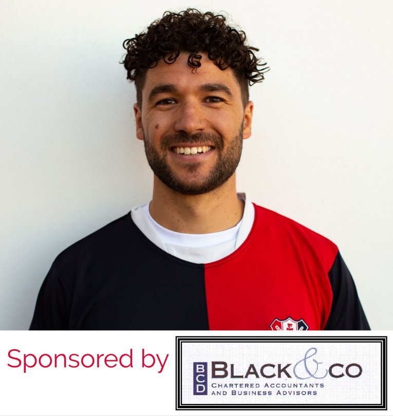 Tom James-Wallace - Player Sponsorship Package